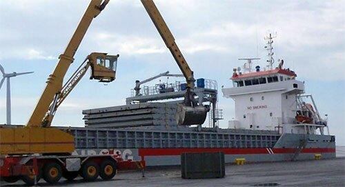 Морские контейнерные перевозки